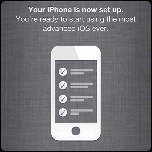 iOS 6 Update