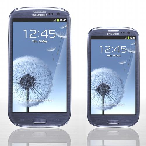 Rumoured Samsung Galaxy S3 mini
