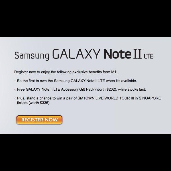 Samsung Note 2 LTE Pre-Order