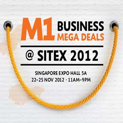 SITEX 2012 M1 Business