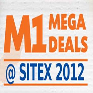 SITEX 2012 M1 Price List