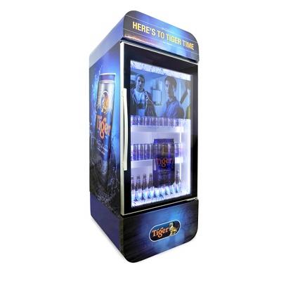Tiger Beer Multimedia LCD Chiller