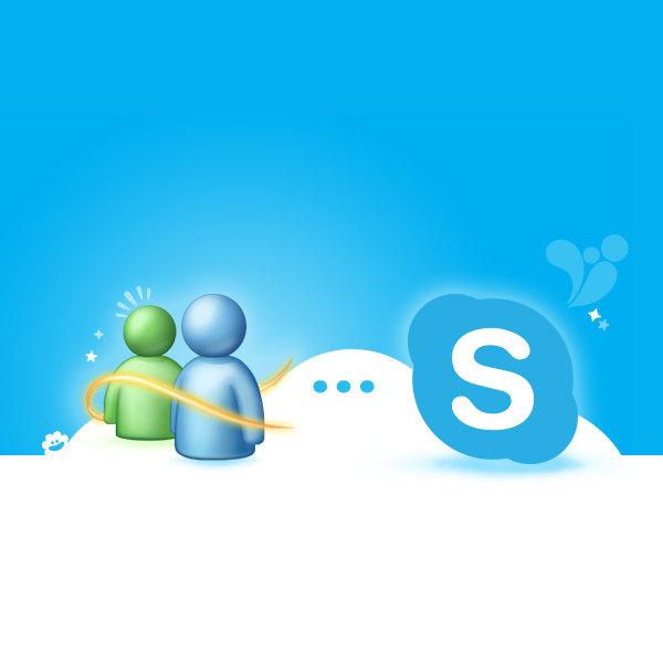 MSN to Skype