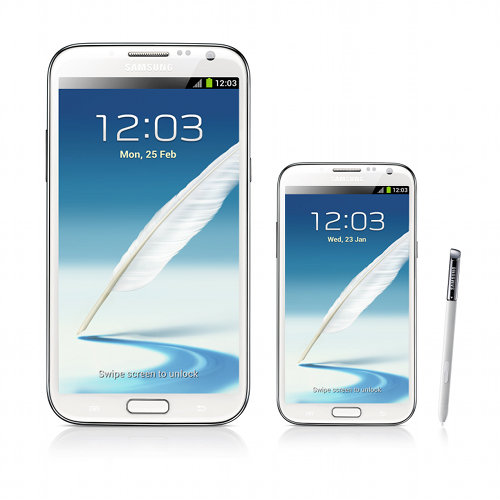 Samsung Galaxy Note 8 vs Note 2 500x500