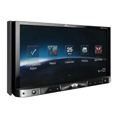 PIONEER AVH-X8550BT Screen 400x400