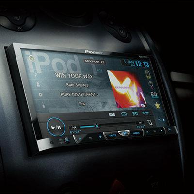PIONEER AVH-X8550BT in car - 400x400