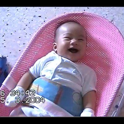Ticklish Laughing Baby - Singaporean LifeStyle