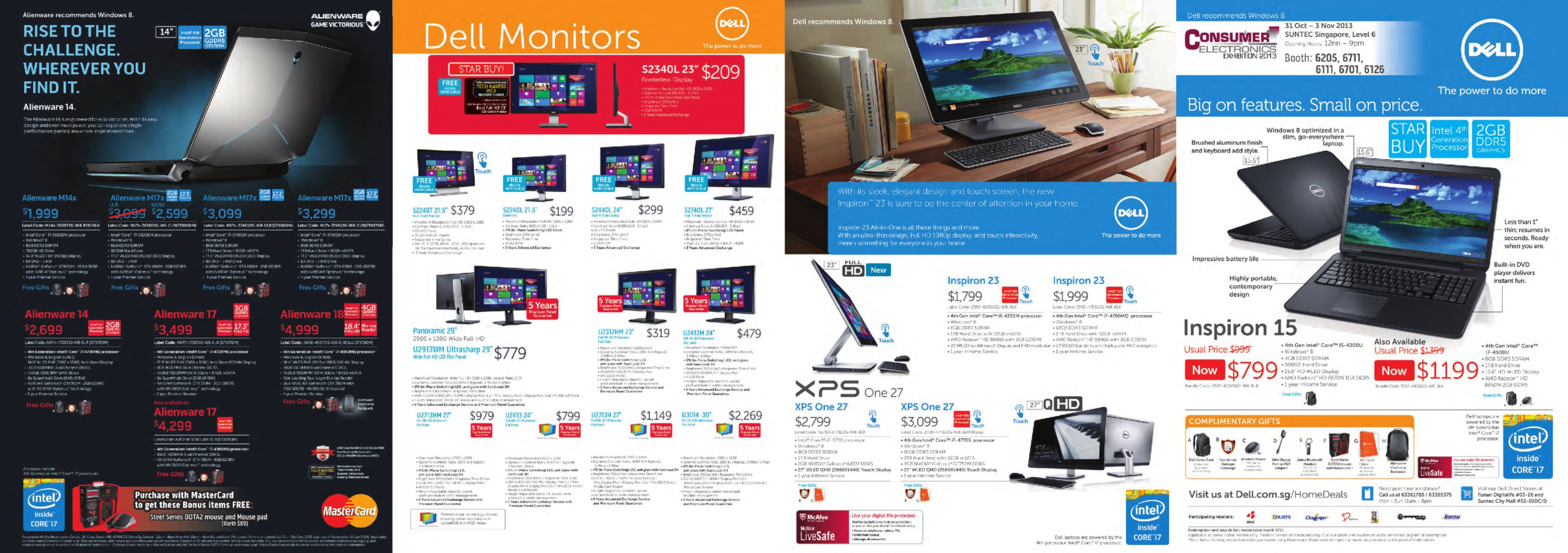 CEE 2013 DELL Flyer Page 1
