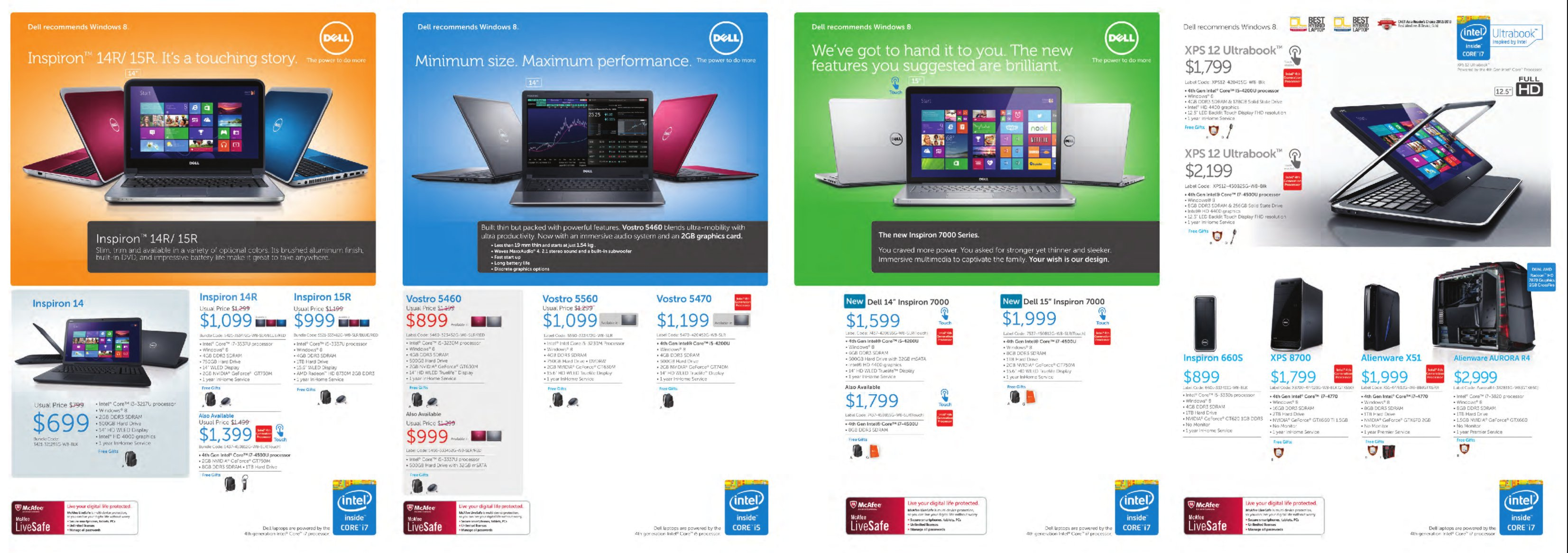 CEE 2013 DELL Flyer Page 2