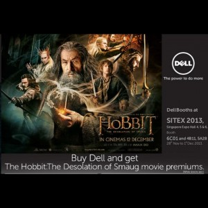 SITEX 2013 - DELL Promotions