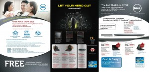 DELL IT SHOW 2012 3 Page Brochure (BACK)