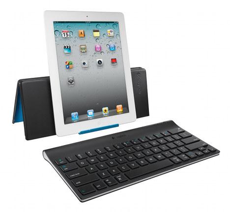 Logitech Tablet Keyboard - for iPad