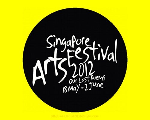 Singapore Arts Festival 2012 - Our Lost Poems