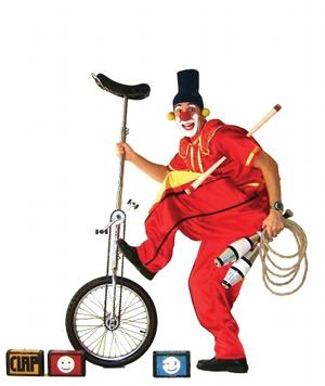 AMK Hub Big Ben Juggling Show