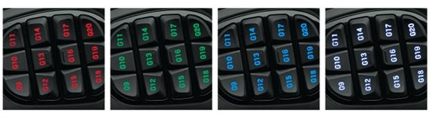 Logitech G600 MMO Gaming Mouse - SINGAPOREAN LifeStyle
