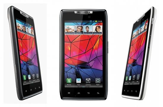 Motorola RAZR 550x360