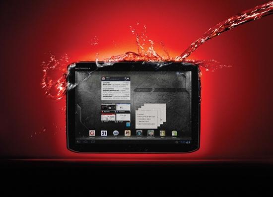 Motorola XOOM2 Splashguard VZW