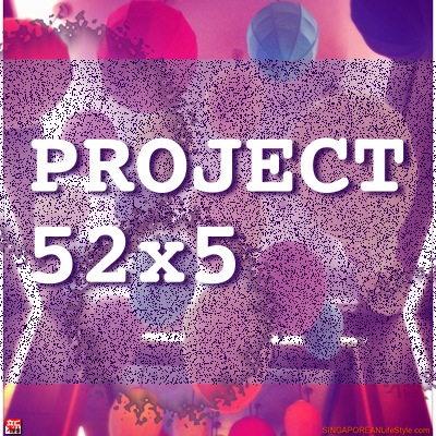 Project 52 x 5