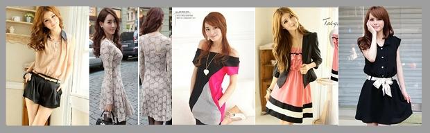 Korean Fashion from Qoo10 Singapore