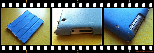 My Old iPad2 Smart Cover