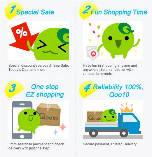 Why Qoo10 Singapore Shopping App -SingaporeanLifeStyle