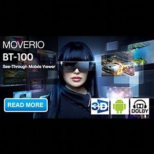 Epson Moverio BT-100