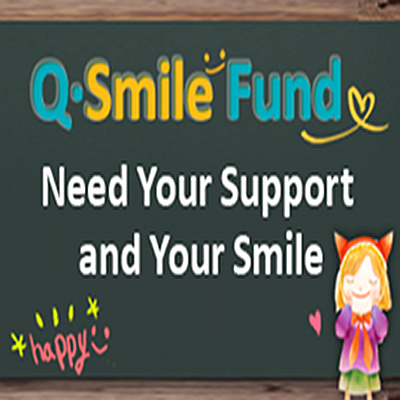 Qoo10 Singapore QSmile Fund - Do Your Part For Charity