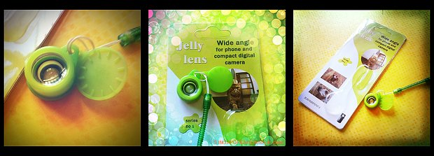 Qoo10 Singapore Wide Angle Jelly Lens