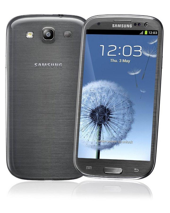 Samsung Galaxy S3 LTE - Titanium Grey