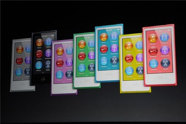 The New iPod Nano