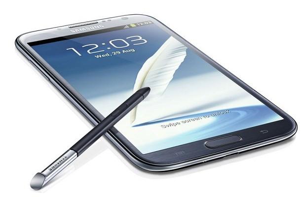 Samsung Note 2 - Titanium Gray