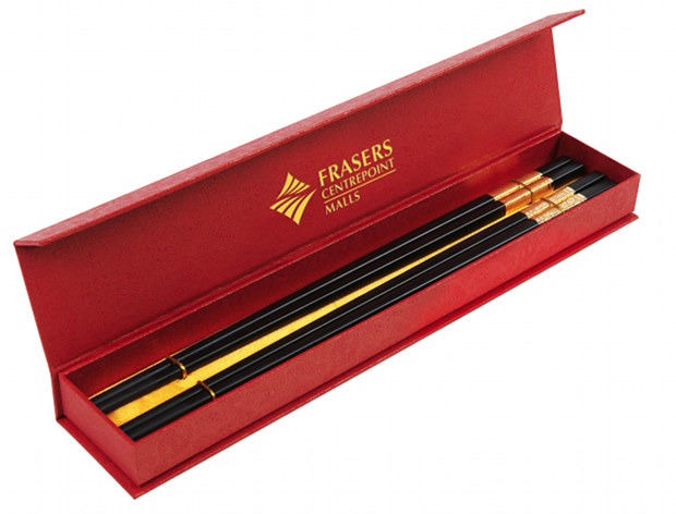 Frasers Centrepoint Exquisite chopsticks set