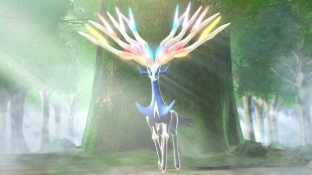 Pokemon X - Xerneas