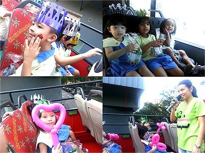 Happy Everywhere - Happy Bus - Carpe Diem Children Daycare