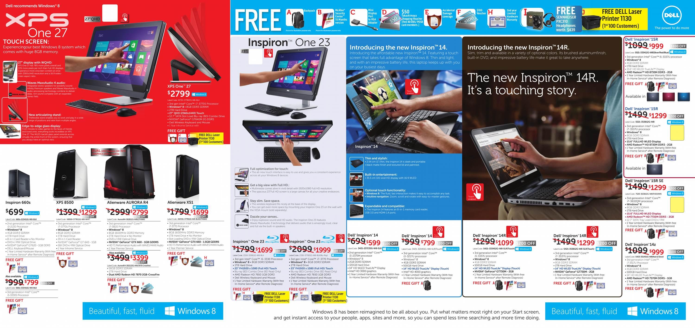 ITSHOW2013 DELL Brochure - Page1