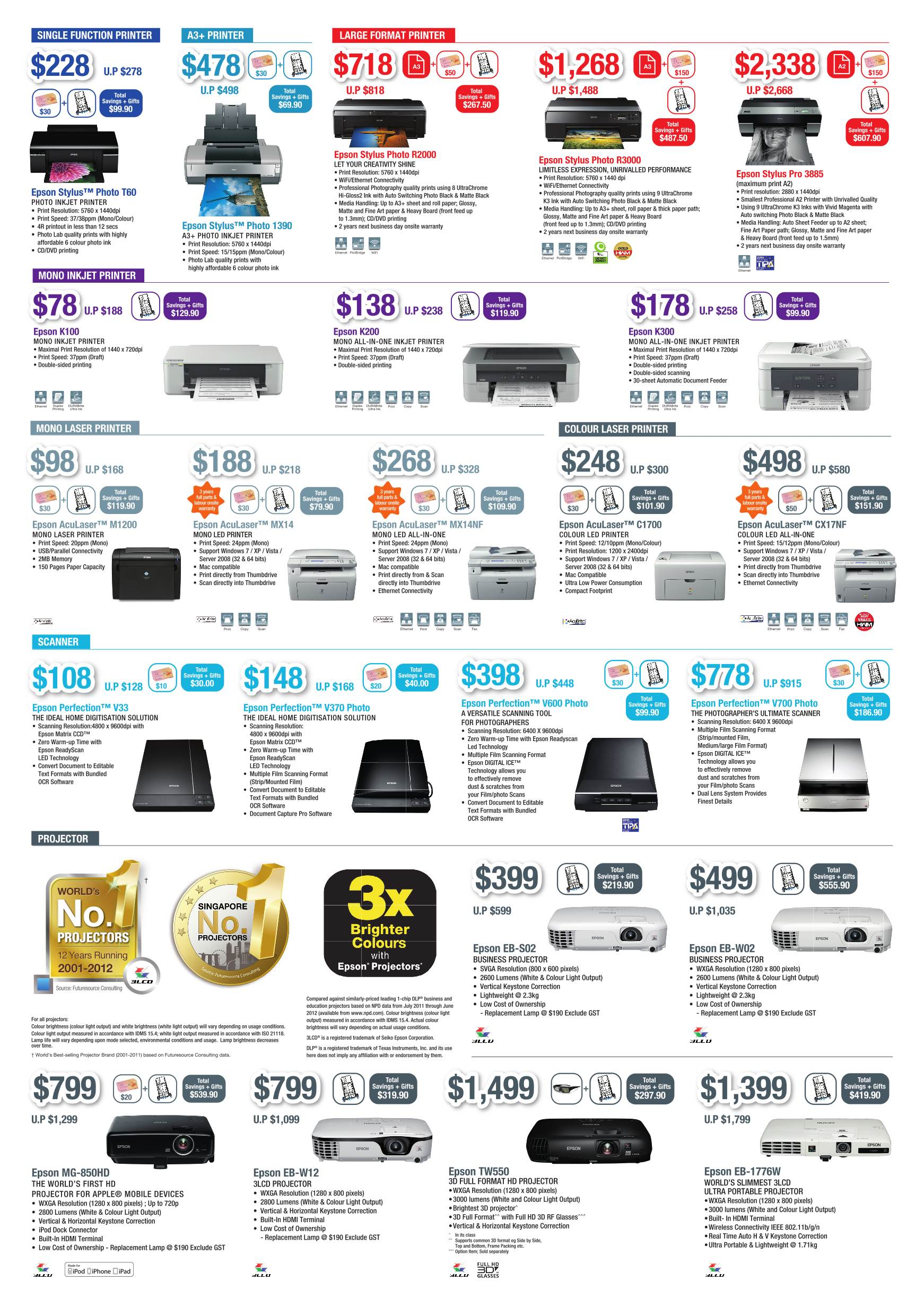 ITSHOW2013 - EPSON Flyer - Page 2