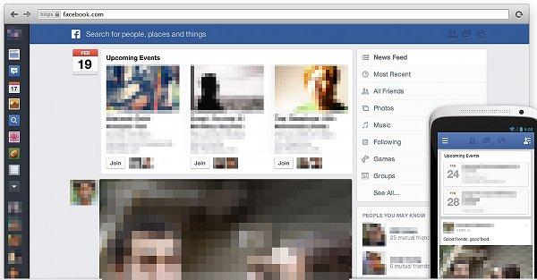 New FaceBook News Feeds
