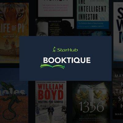 StarHub Booktique