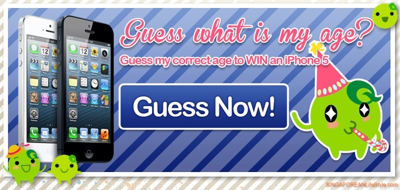 Guess Qoo10 Age And WIN iPhone 5