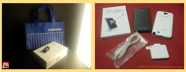 Note 2 Accessories Pack