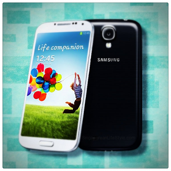 Samsung GALAXY S4 Available for Pre-Order Now