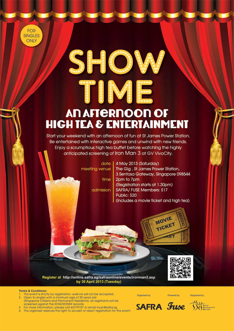 Show Time 2013 - For Singles Only