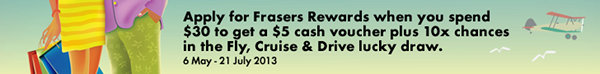 Frasers Rewards