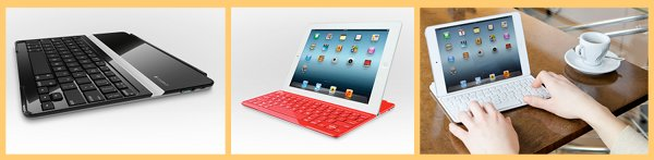 LOGITECH Ultrathin Keyboard Cover for iPad 2 and iPad Mini
