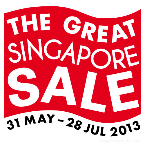 The Great Singapore Sale 2013